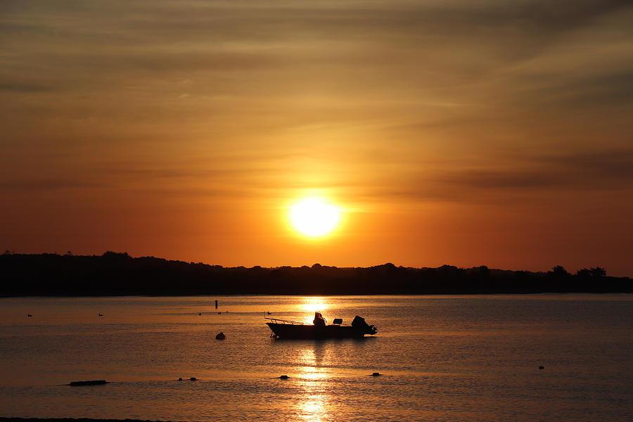 Sunrise Photograph - Morning Sunrise 09-02-18 # 11 by Maurio Francois