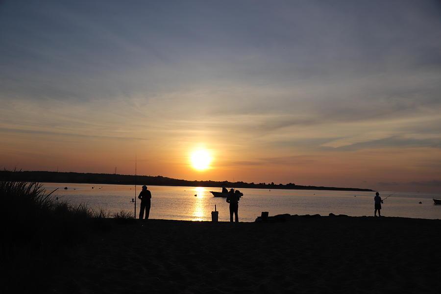 Sunrise Photograph - Morning Sunrise 09-02-18 # 9 by Maurio Francois