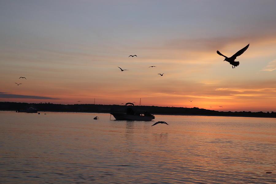 Sunrise Photograph - Morning Sunrise 09-02-18 #6 by Maurio Francois
