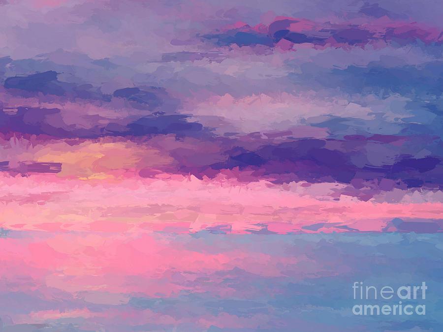 Morning sunrise reflection by ANTHONY FISHBURNE
