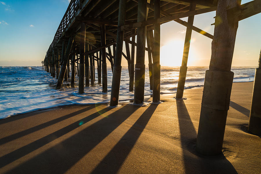 Flagler Beach Photograph - Morning Views by Kristopher Schoenleber