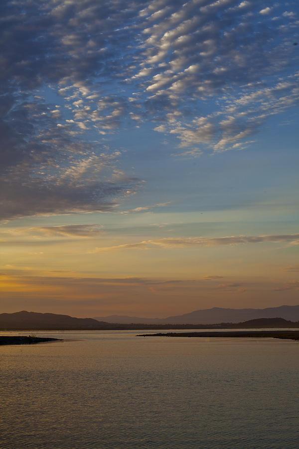 Sun Photograph - Mornings Colors by Richard Stephen