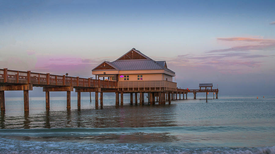 Clearwater Beach Photograph - Mornings On The Beach by Todd Rogers