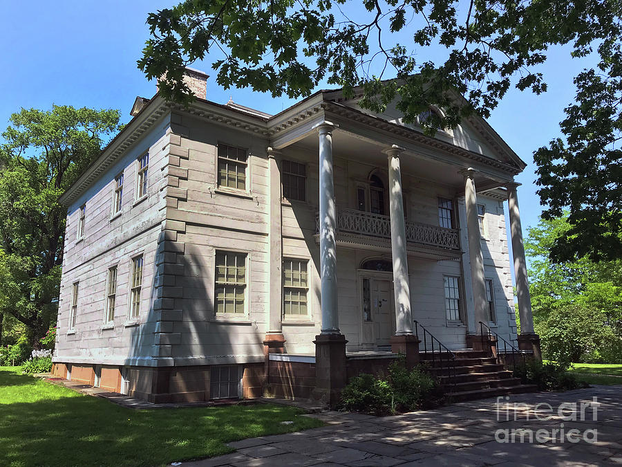 Morris-Jamel Mansion  by Steven Spak