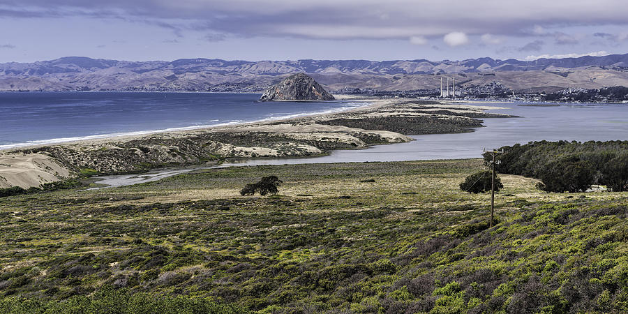 Morro Bay Photograph - Morro Bay by Mike Herdering