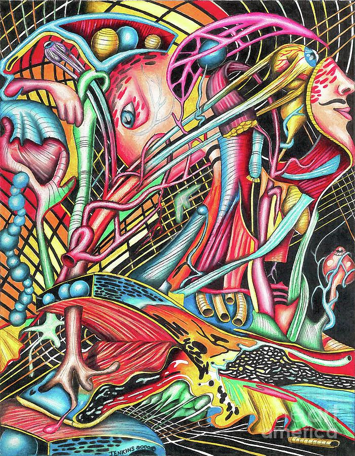 Mortal Fiber by Justin Jenkins