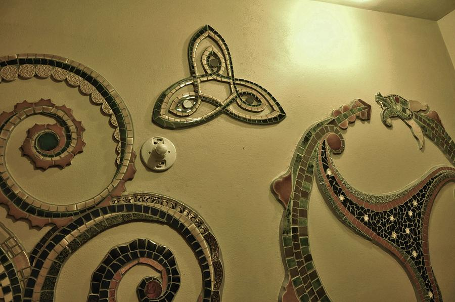 mosaics Celtic by Charles Lucas