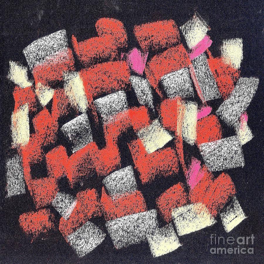 Mosaics Pastel - Mosaics Multicolor by Eliso Ignacio Silva