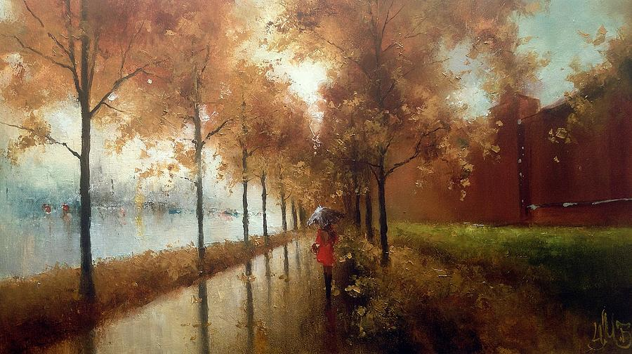 Igor Medvedev  Moscow-autumn-igor-medvedev