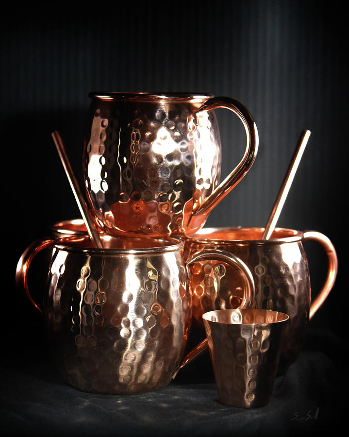 Moscow Mule Set by Sean Seal