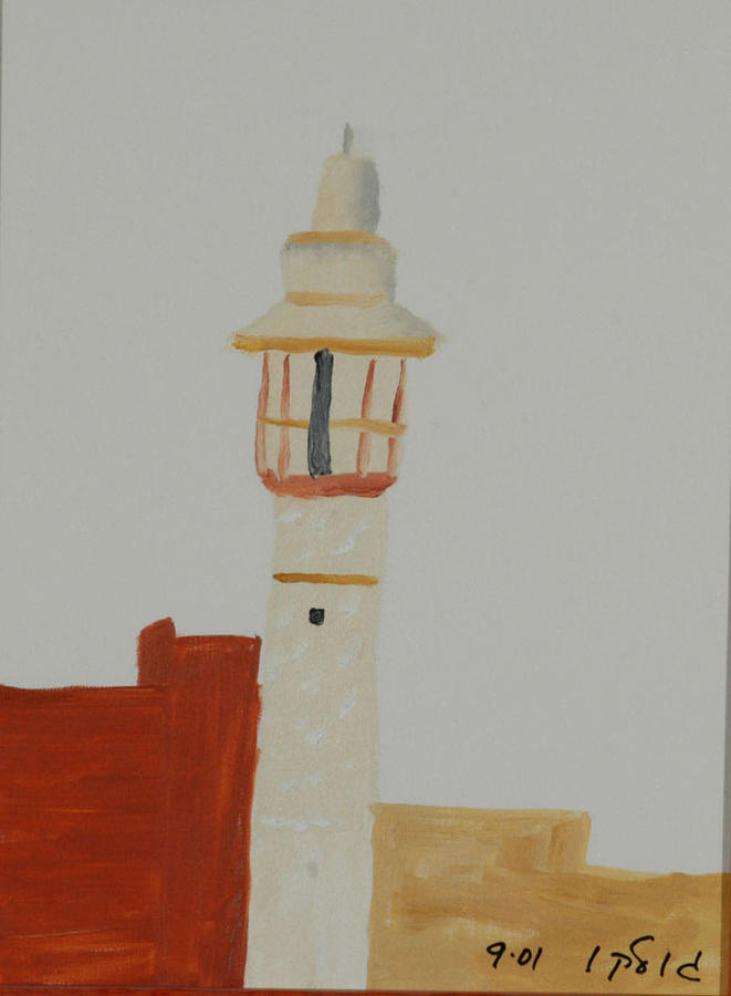 Religious Painting - Mosque by Harris Gulko