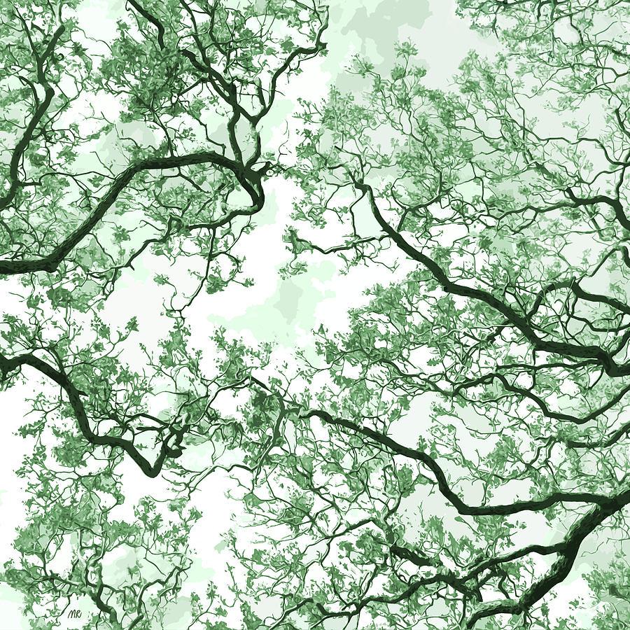 Moss agate by Moira Risen