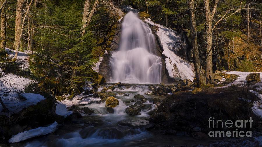 Moss Glen Falls Photograph