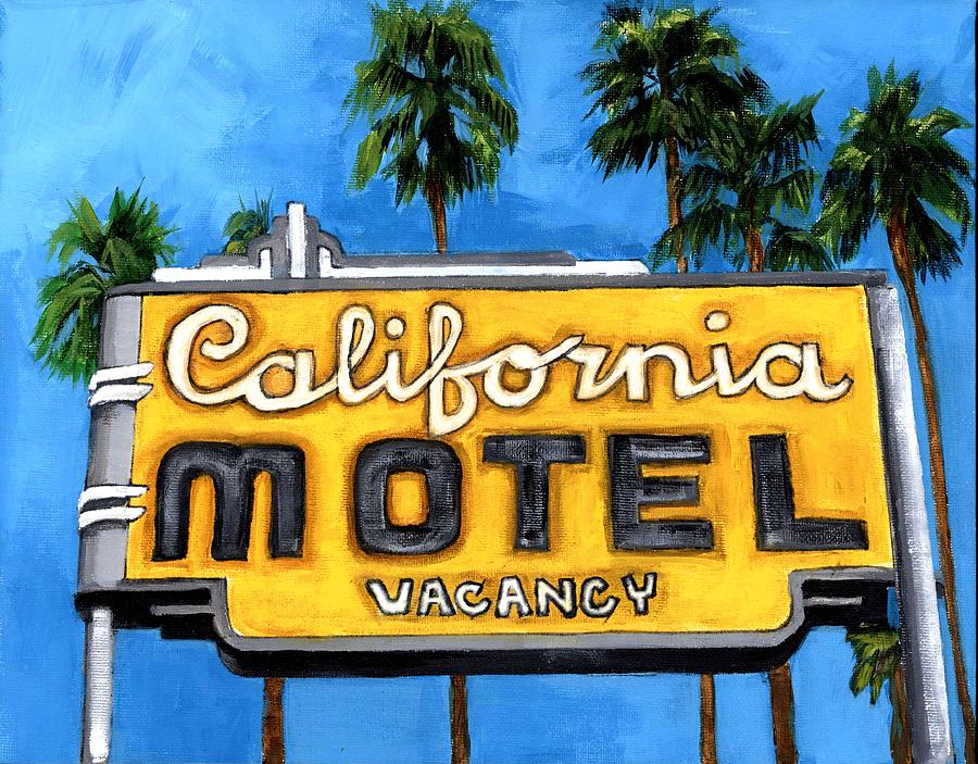 Motel California by Debbie Brown