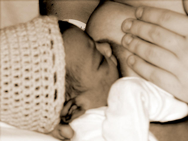 Baby Photograph - Mother And Child Bond by Heidi Berkovitz