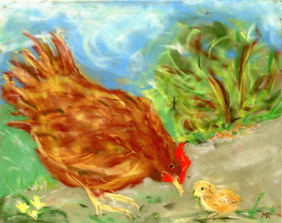 Mother Hen by Michelle Reeve