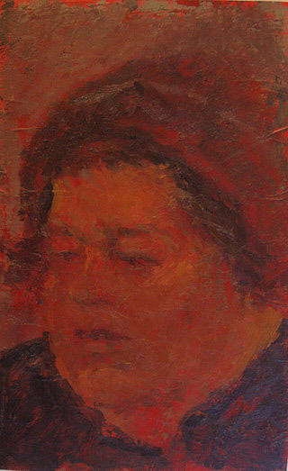Mother Painting - Mother by L Turbazzi