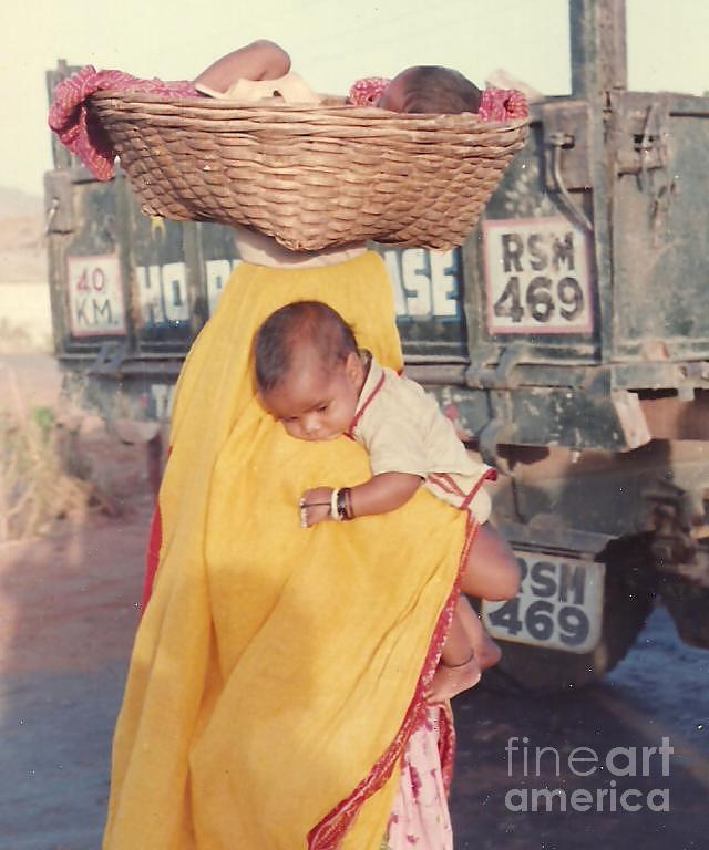 Mother Photograph - Mother by Lalit Sharma