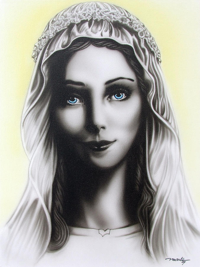 Mother Mary by Dan Menta
