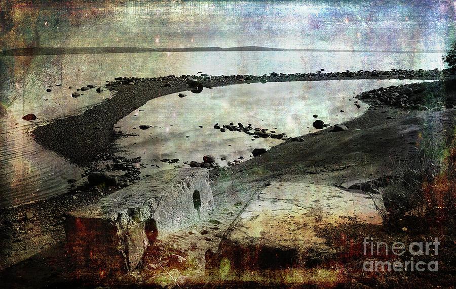 Ocean Photograph - Mother Nature Rules by Randi Grace Nilsberg