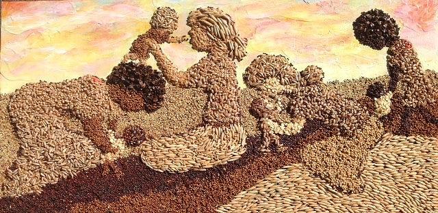 Mothering Earth VII by Naomi Gerrard