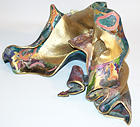 Abstract Sculpture - Motion by Carol Gleason