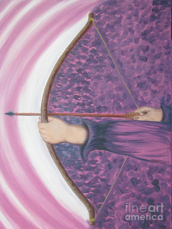 Oil Painting Painting - Motion by Svetlana Vinokurtsev