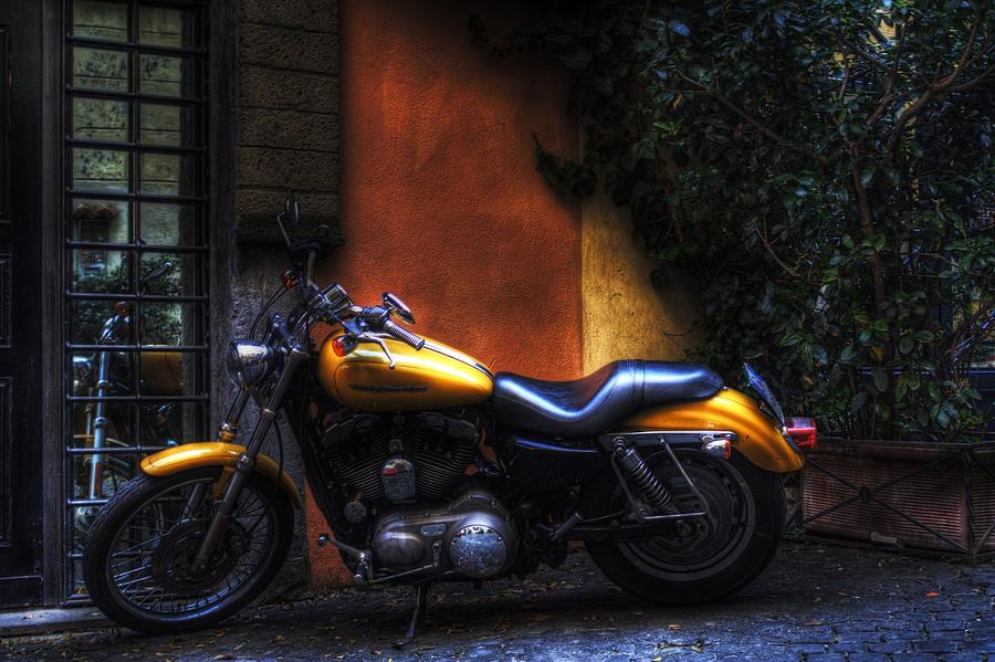 Rome Photograph - Moto 1 by Brian Thomson