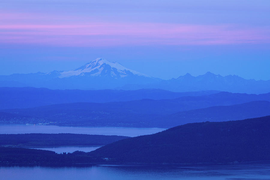 Pacific Northwest Photograph - Mount Constitution // Orcas Island, WA by Kirsten Dale