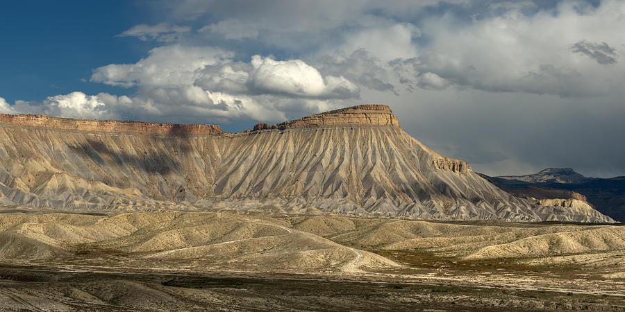Mount Garfield Near Grand Junction Colorado Photograph By Ken