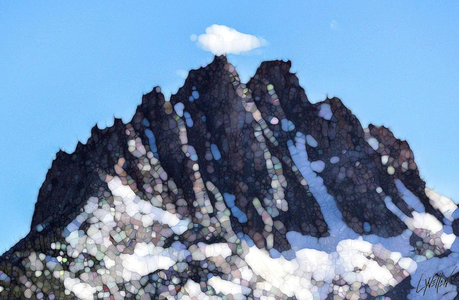 Mount Heyburn by Lynellen Nielsen