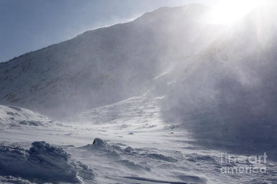 White Mountains Photograph - Mount John Quincy Adams - White Mountains Nh by Erin Paul Donovan