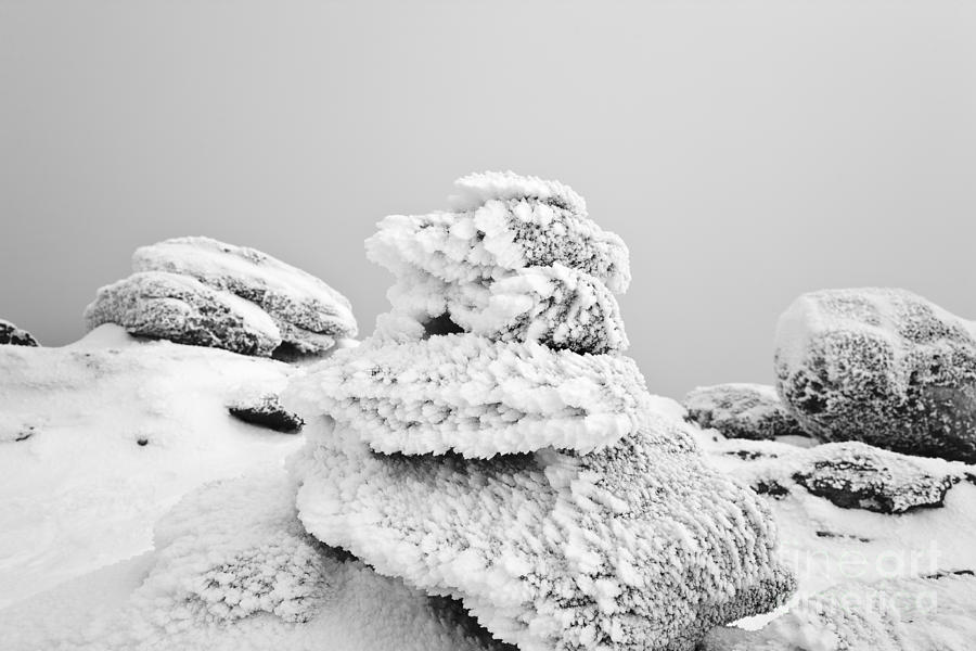 White Mountains Photograph - Mount Liberty - White Mountains New Hampshire by Erin Paul Donovan