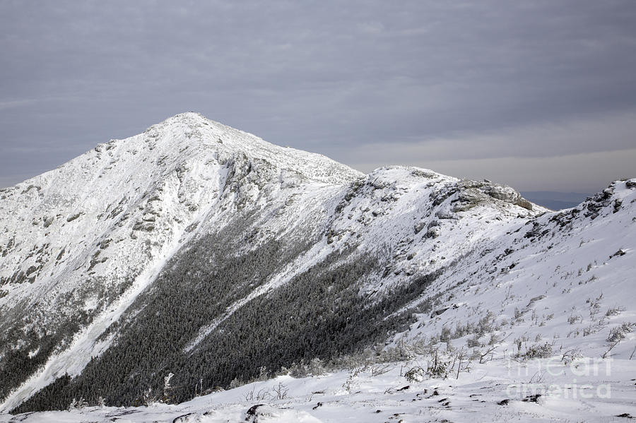 Climb Photograph - Mount Lincoln From The Appalachain Trail - White Mountains Nh Usa  by Erin Paul Donovan