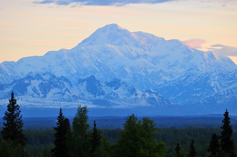 Mount Mckinley Photograph - Mount McKinley by Keith Gondron