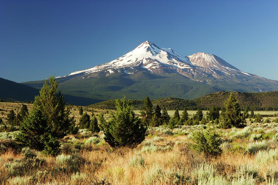 Mount Shasta by Eric Foltz
