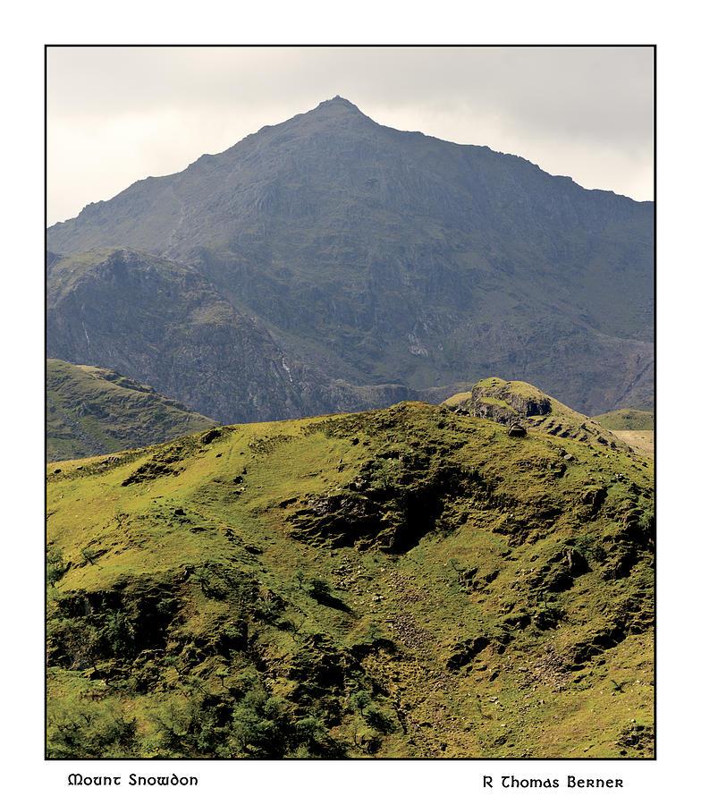 Mount Snowdon Photograph by R Thomas Berner