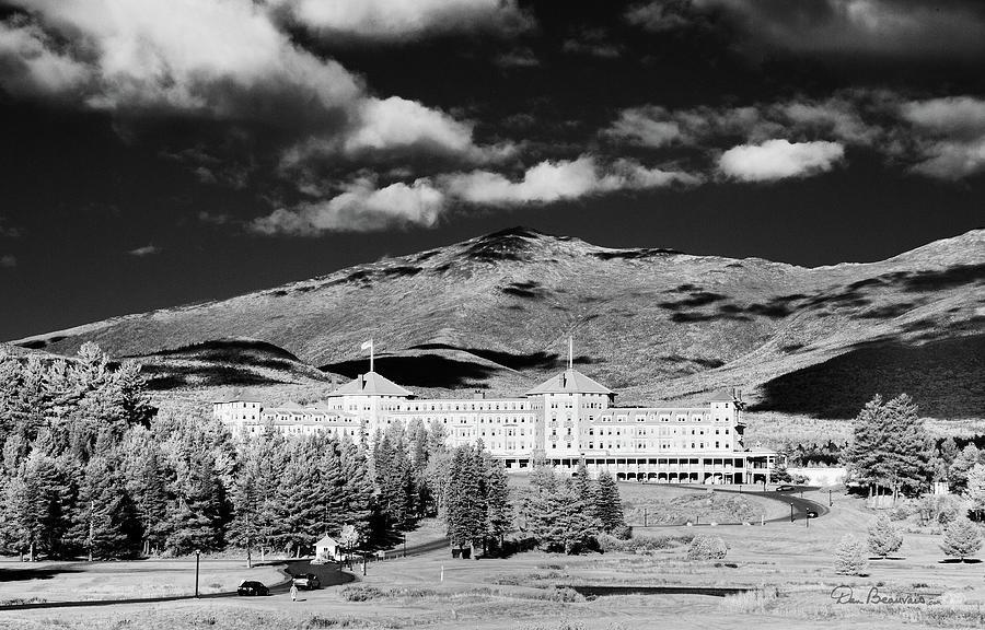 Mount Washington Hotel 1078 Photograph