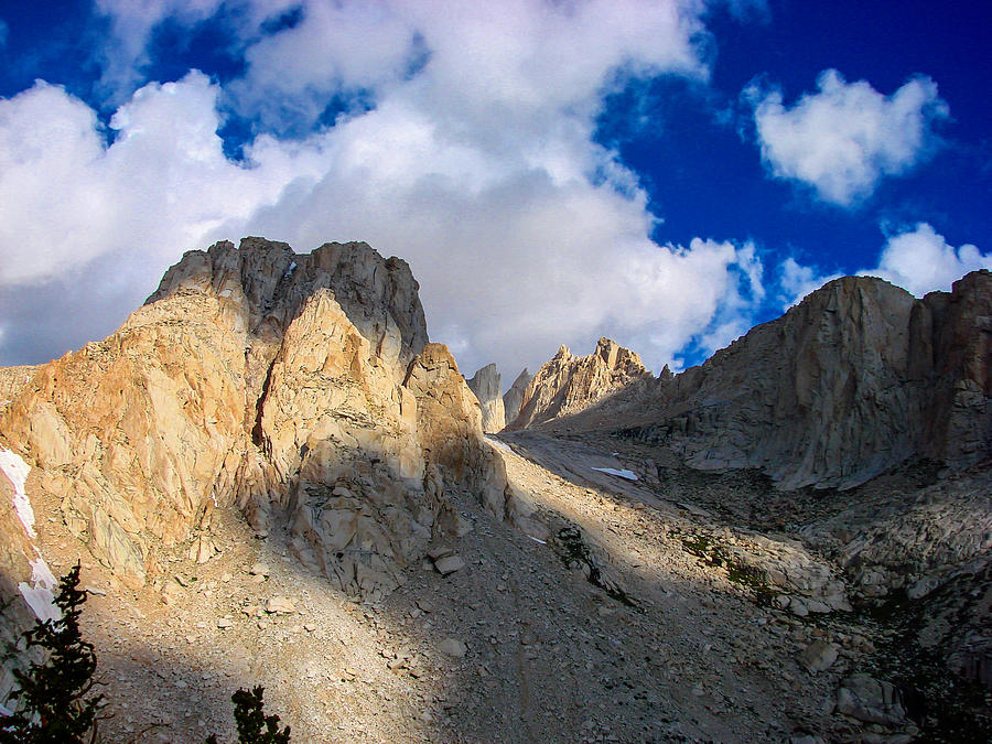 California Photograph - Mount Whitney Trail by Scott McGuire