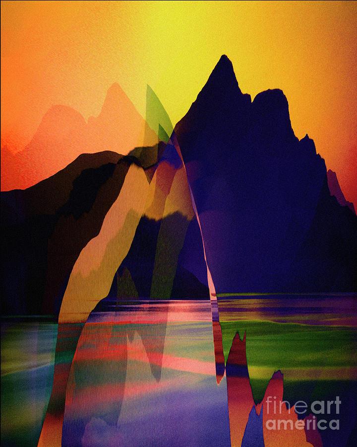 Mountain Fever by Edmund Nagele