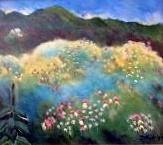 Mountain Flowers by Marilyn Rodriguez
