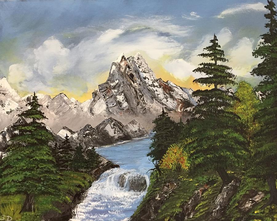 Mountain Fresh Painting