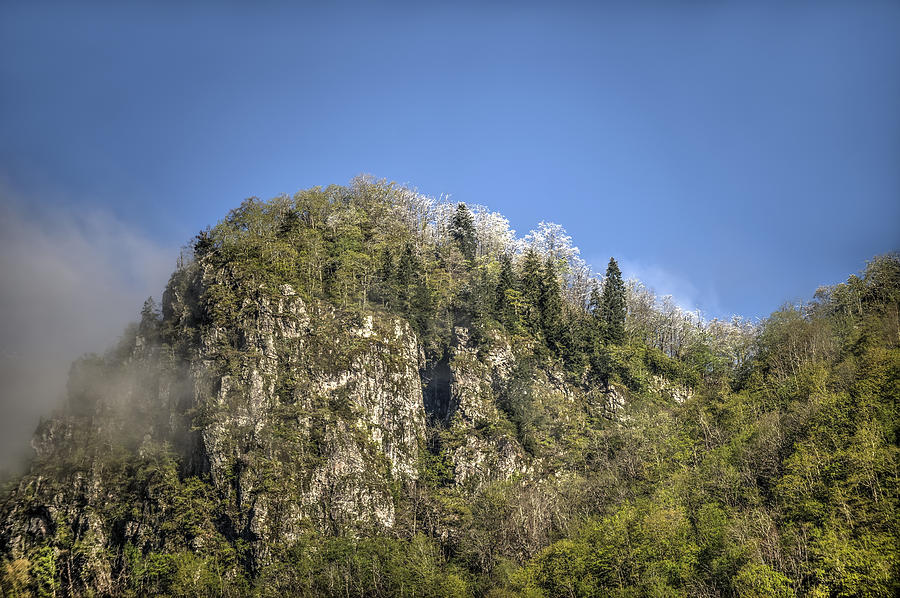 Mountain  by Gouzel -