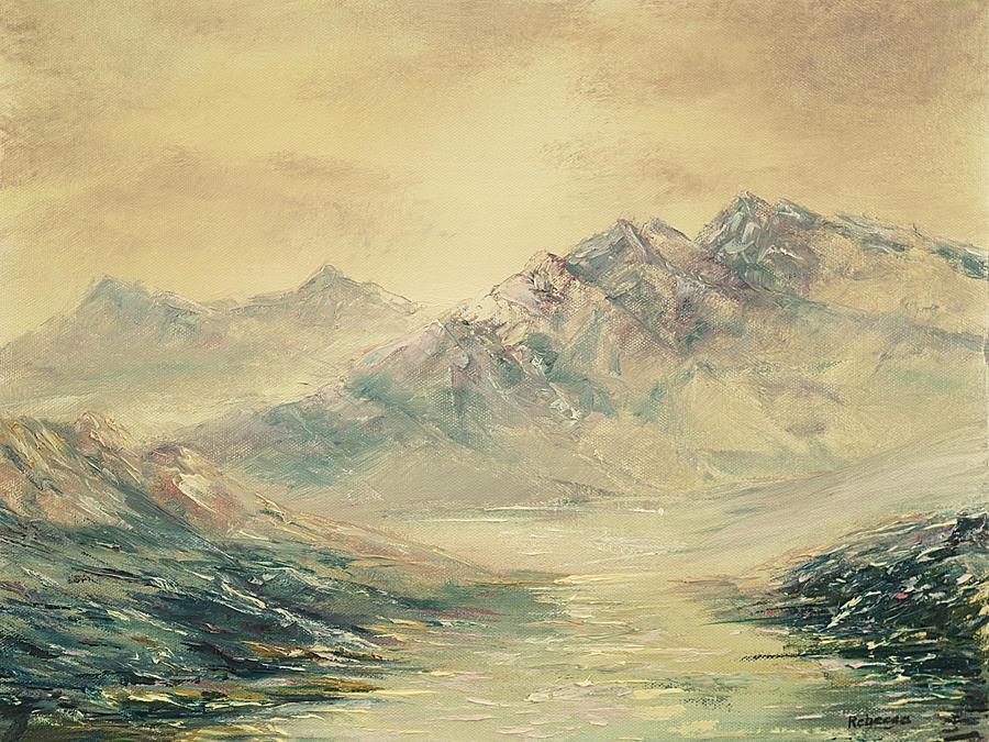 Mountain High by Rebecca Kimbel