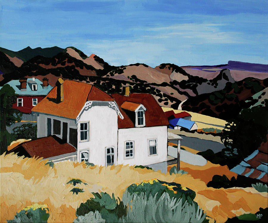 Mountain Home Painting