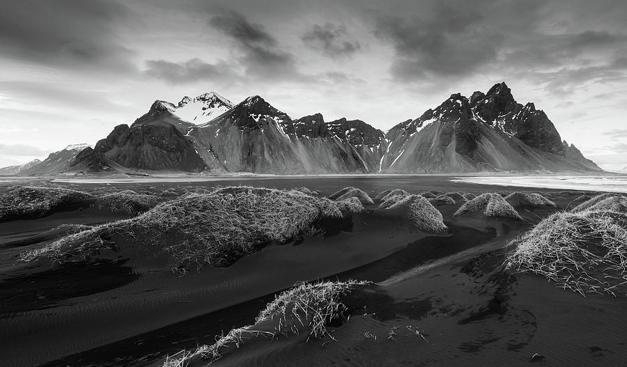 Icelandic mountain  landscape by Michalakis Ppalis