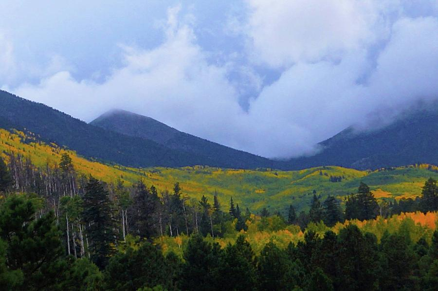 Mountain Majesty by Broderick Delaney