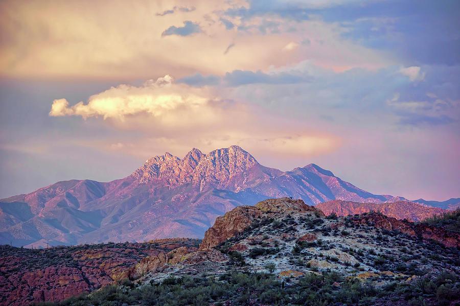Mountain Photograph - Mountain Majesty by Ryan Seek