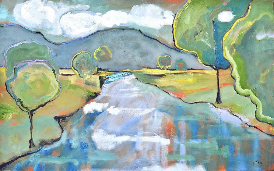 Mountain Meditation by Donna Tuten