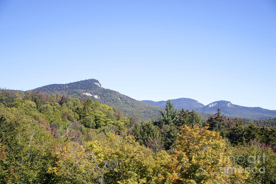 New Hampshire Photograph - Mountain View by Mike Mooney